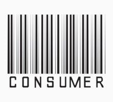 Consumer Bar Code by BungleThreads