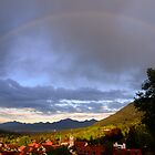 Bavarian Rainbow  by Kasia-D