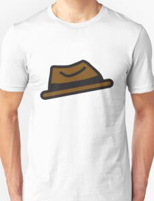 Businessman Hat T-Shirt