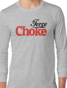 Force Choke Long Sleeve T-Shirt