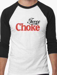 Force Choke Men's Baseball ¾ T-Shirt