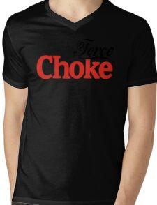 Force Choke Mens V-Neck T-Shirt