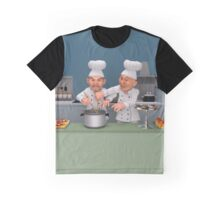 Too Many Cooks 3 - You're Doing It Wrong! Graphic T-Shirt