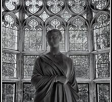 Window Statue. by Alexis Pond