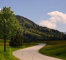 Bavarian Spring by Kasia-D