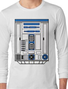 R2D2 Long Sleeve T-Shirt