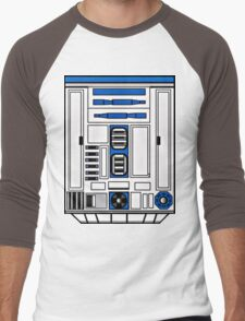 R2D2 Men's Baseball ¾ T-Shirt