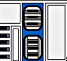 R2D2 Sticker