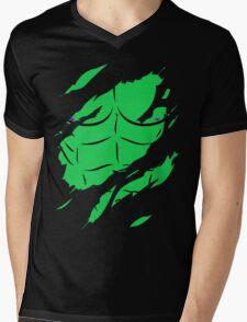 Hulk T-Shirt Mens V-Neck T-Shirt