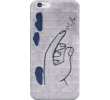 Wall-Art-021 iPhone Case/Skin
