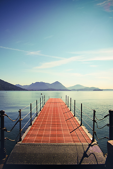 Lake Maggiore-Italy by Unwin Photography