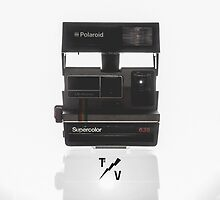 Polaroid Supercolor 635 / iPhone by Thierry Vincent