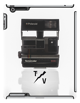 Polaroid Supercolor 635 / iPad by Thierry Vincent