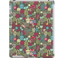 The garden. iPad Case/Skin