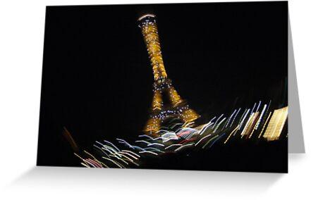 Eiffel tower by EmilFingal