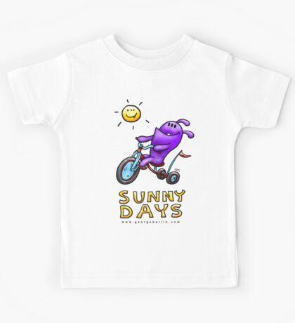 Sunny Days!! Kids Tee