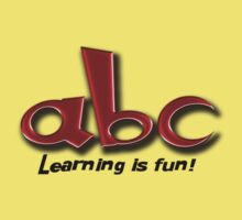 abc Learning is fun! by NigelSpudCarrot
