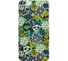 Skulls in the garden. iPhone Case/Skin