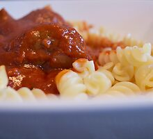 Italian Meatball by RazielientAngel