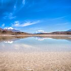 Lake Cañapa, Bolivia by Unwin Photography