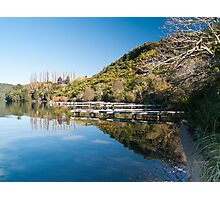 lake tarawera 5 Photographic Print