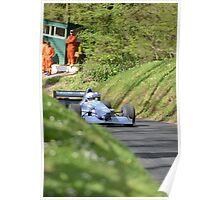 Speed Hill Climbing  Poster