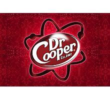 Dr. Cooper Photographic Print