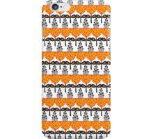 Orange garden. iPhone Case/Skin