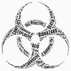 Biohazard Wordart by ToxicTurtles