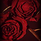 Rose Pair One by Kirsten Day