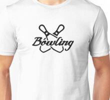 Bowling pins Unisex T-Shirt