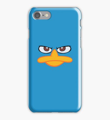 He's Perry, Perry the Platypus iPhone Case/Skin