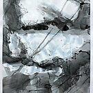 Untitled 8- Paper Round Series by Richard Sunderland