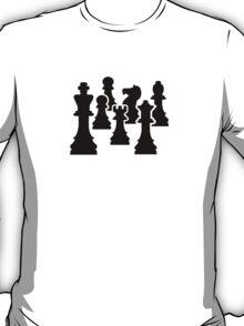 Chess board game T-Shirt