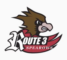 Route 3 Spearows by BabyJesus