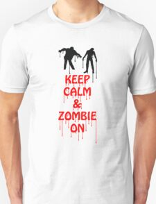 Zombie On T-Shirt