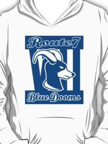 Route 7 Blue Dooms T-Shirt