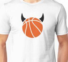 Basketball devil Unisex T-Shirt