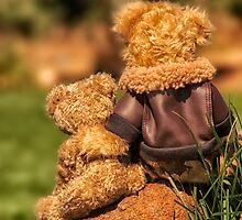 Fatherhood - The Bearfoot Society™ by Doreen Erhardt