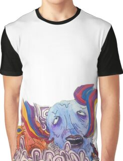 The Sea of Air (Portugal. The Man Inspired Art) Graphic T-Shirt