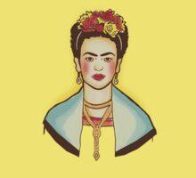 Frida Kahlo Kids Clothes