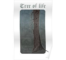 Tree of life - Twilight Poster