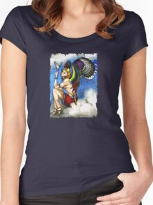 Raphael Women's Fitted Scoop T-Shirt