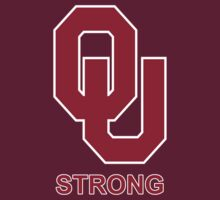 Oklahoma Strong (Oklahoma Sooners) by TOH5