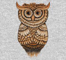 'Vintage Owlbert' Kids Clothes