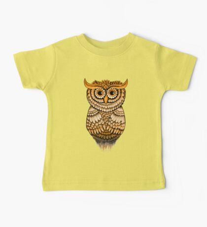 'Vintage Owlbert' Baby Tee
