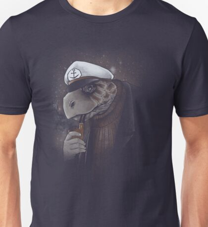 Turtlenecked Seacaptain T-Shirt