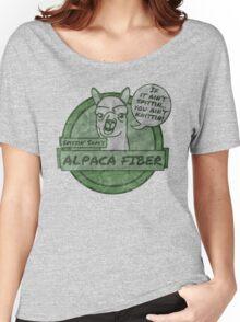 Spittin Sam - Green Women's Relaxed Fit T-Shirt