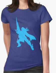 Siegfried III Womens Fitted T-Shirt