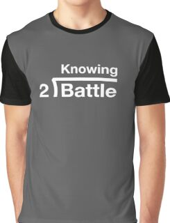 GI Joe: Knowing is half the battle (army green drab) Graphic T-Shirt